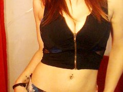 cleo-madrid  en Video Chat Erotico