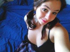 alba-teen  en Video Chat Erotico