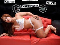 Webcam erótica con Samanta Doll Ts