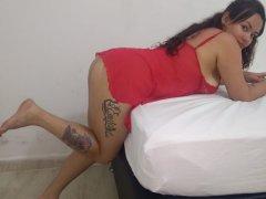 Webcam erótica con Candyhot