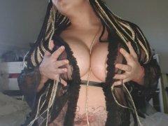 Webcam erótica con Gitanitasexy