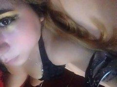 Webcam erótica con Mia Solansh