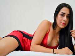 Webcam erótica con Carito Mieles