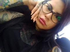 Webcam erótica con Miss Latina