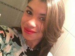 Webcam erótica con Mamba Naia