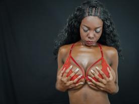 Webcam porno con Jessie Ponce