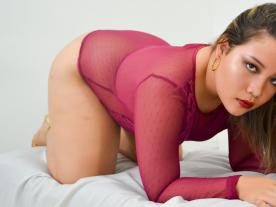Webcam erótica con Paula Santos
