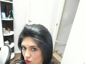 Webcam erótica con Ameli