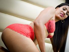 Webcam erótica con Ayana