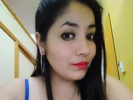 Webcam erótica con Valeria Diez