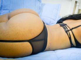 Webcam erótica con Alana Del Rio
