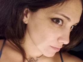 Webcam erótica con Geraldine Dolca