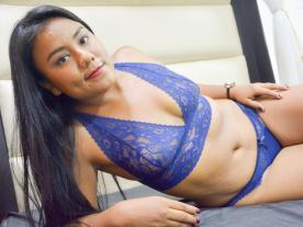 Webcam erótica con Antonela Robles