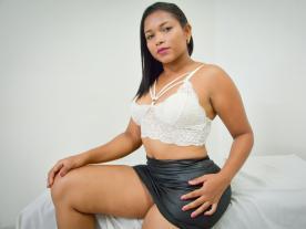 Webcam erótica con Zoe Anaya