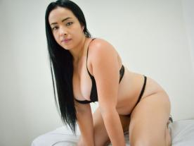 Webcam erótica con Mireia Sandoval