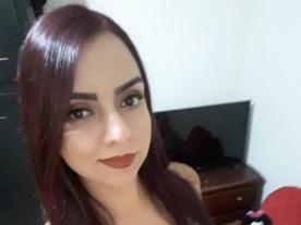 Webcam erótica con Salome Sex