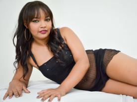 Webcam erótica con Lesley Alicante