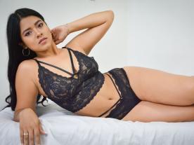 Webcam erótica con Katie Salamandra