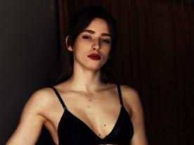 Webcam erótica con Lina Polanski