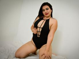 Webcam erótica con Alisha Duque