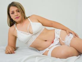 Webcam erótica con Kristin Gil