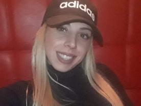 Webcam erótica con Romina Ricci