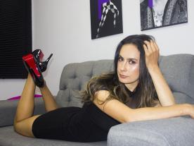 Webcam porno con Natalie Ash
