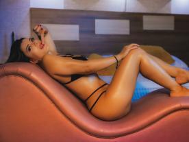 Webcam erótica con Julieta Carter