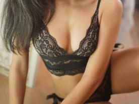 Webcam erótica con Dulce Aurora