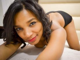 Webcam erótica con Anna Spencer