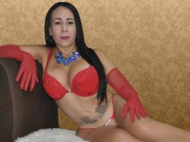 Webcam erótica con Sexy Mature