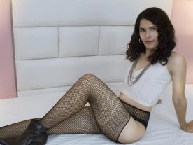 Webcam erótica con Alicebathory