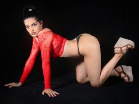 Webcam erótica con Squirtingquen