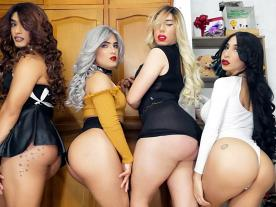 Webcam erótica con Sexymafiatsdolls
