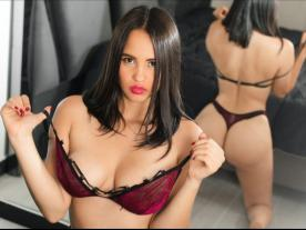 Webcam erótica con Anny Evans