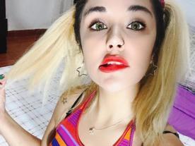 Webcam erótica con Solcito Sweet