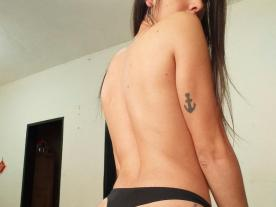 Webcam erótica con Miaagostina