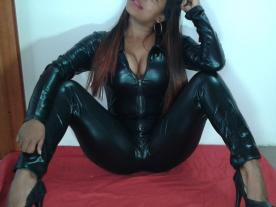 Webcam erótica con Zariha