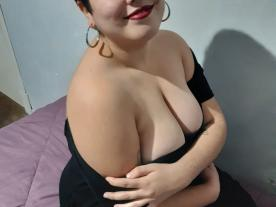 Webcam erótica con Amazonita Azul