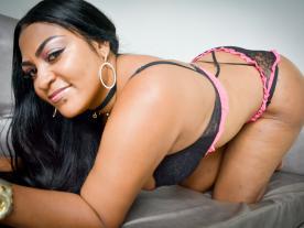 Webcam erótica con Mila Mckensie
