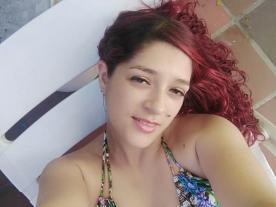 Webcam porno con Antonella Lujan