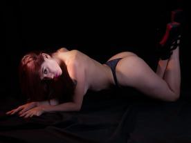 Webcam erótica con Red Glitter 3
