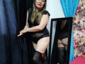 Webcam erótica con Miryam Sexy