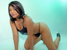 Webcam erótica con June Donson