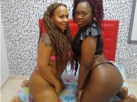 Webcam porno con Darly Magicsex