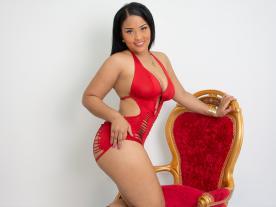 Webcam erótica con Lindsay Mars