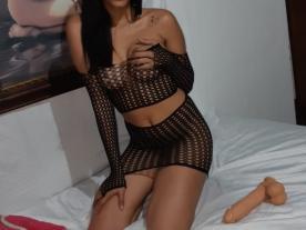 Webcam erótica con Emily Dark