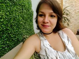 Webcam erótica con Lucybratta
