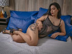 Webcam erótica con Emilia Pardo