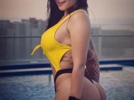 Webcam erótica con Valentina Diamond